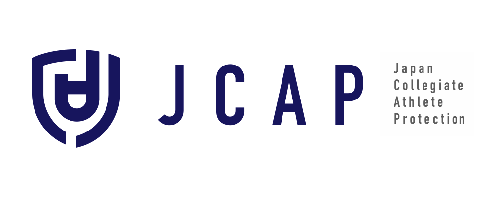 JCAP(Japan Collegiate Athlete Protection)